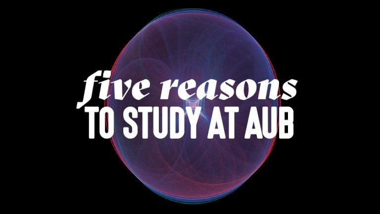 This is AUB | Arts University Bournemouth