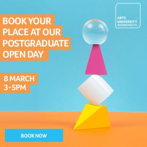 AUB Postgraduate Open Day 8th March 2018 3-5pm