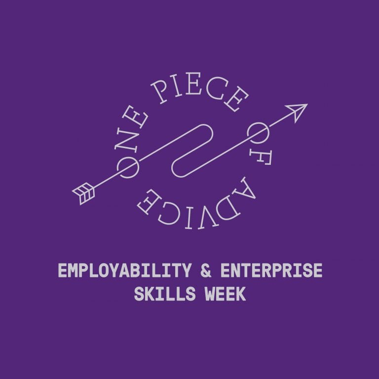 Graphic for Employability Week