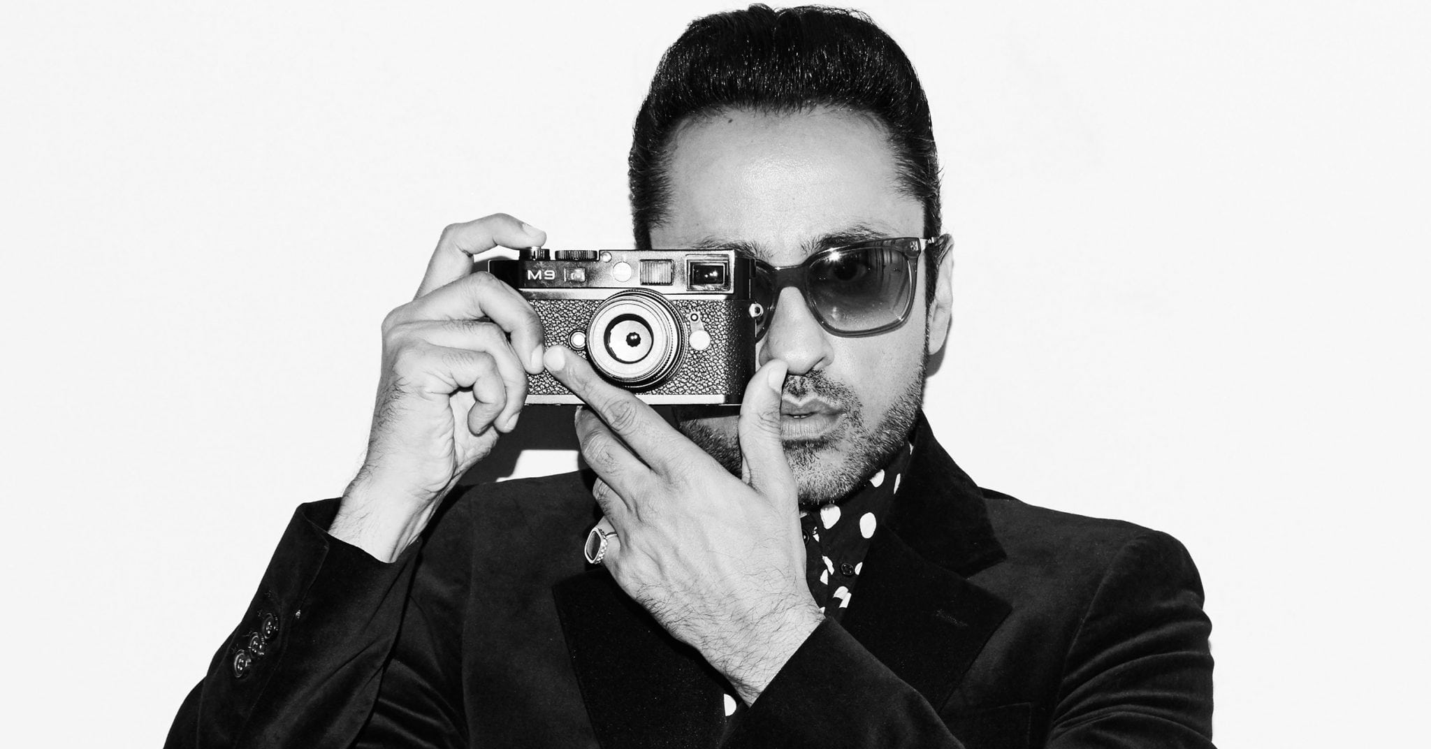 Iconic Photographer & Lecturer, Ram Shergill, Shares His Industry Secrets