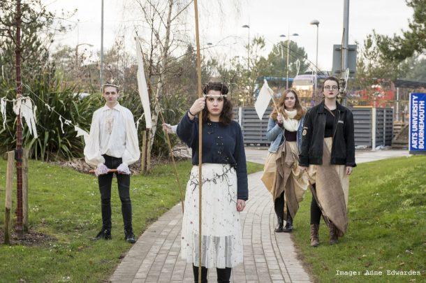 'Explore Wassailing': Raising Aspirations in Outdoor Arts