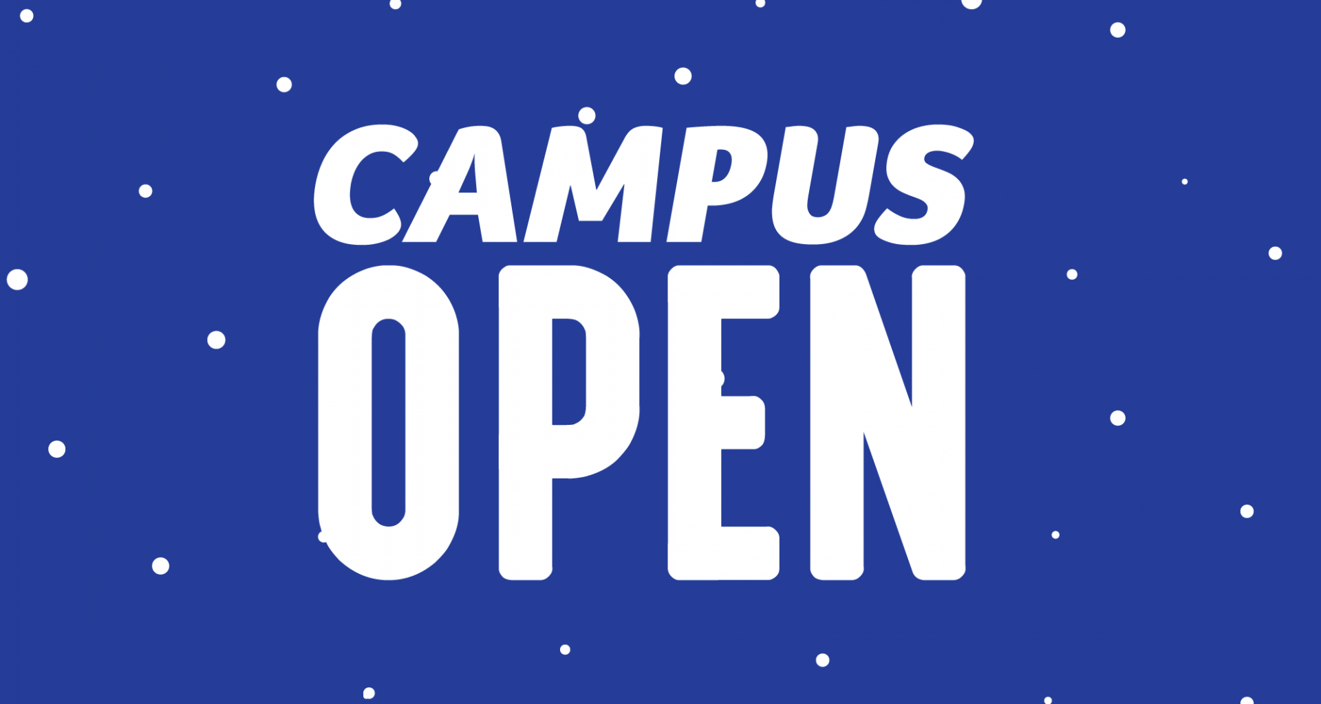 Campus Open grphic