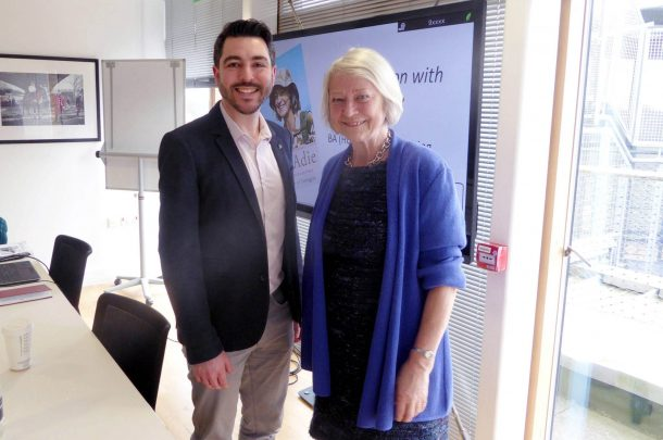 Kate Adie's Words of Wisdom for Creative Writing Students