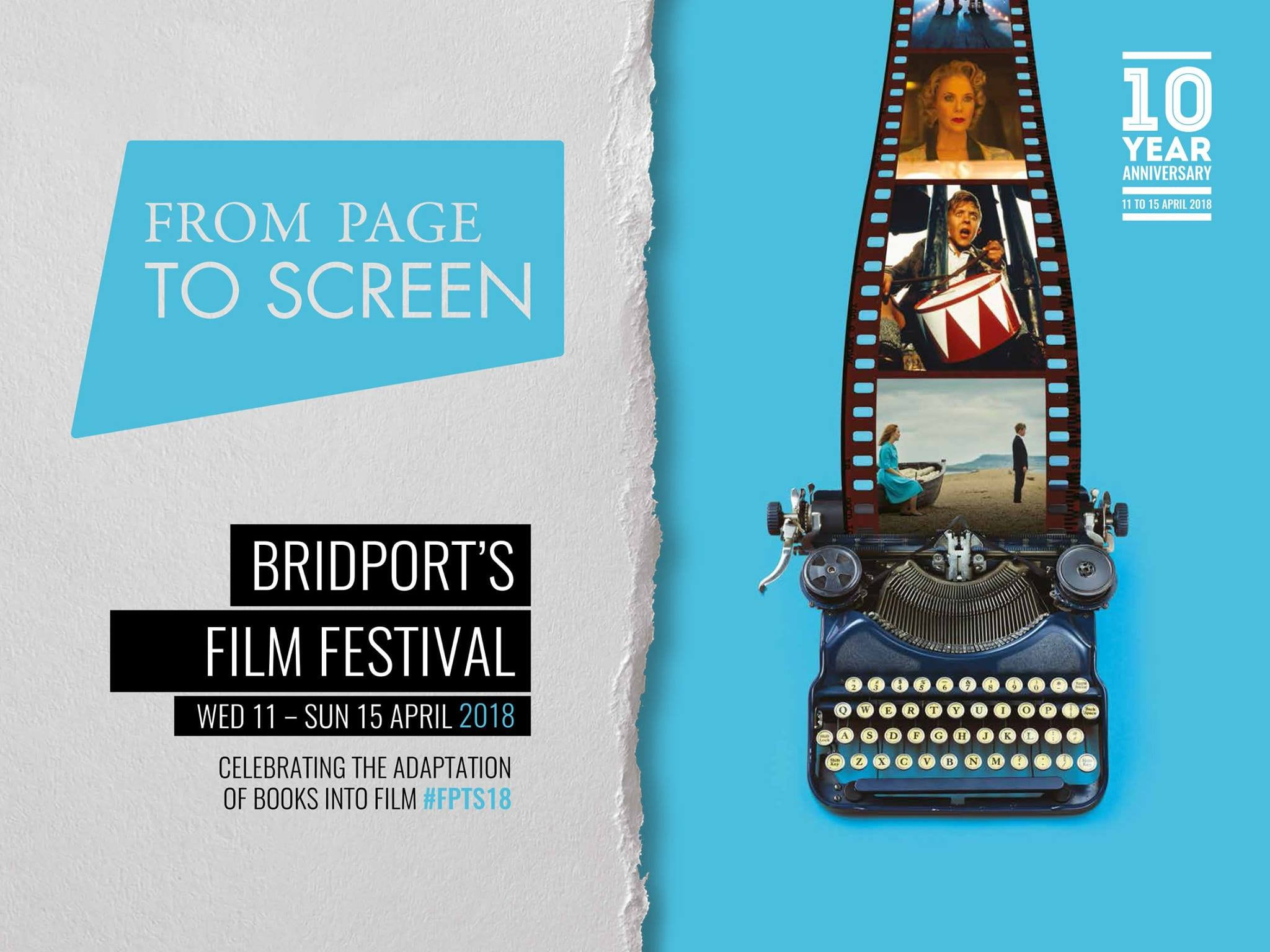 Bridport's Film Festival: From Page to Screen