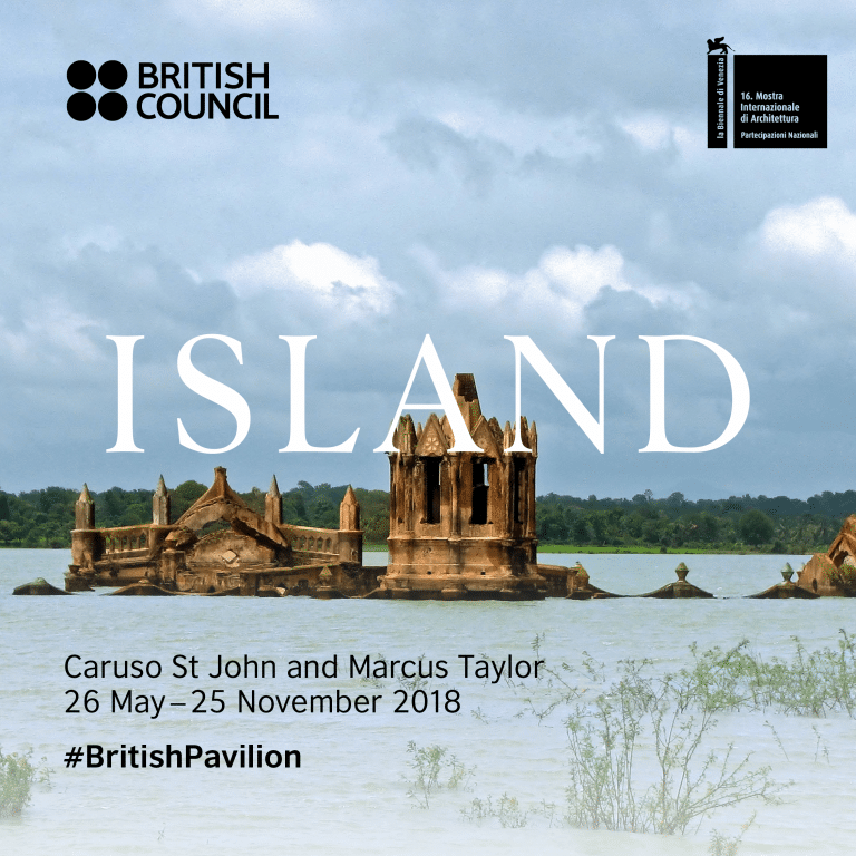 Island Exhibition: British Pavilion 2018