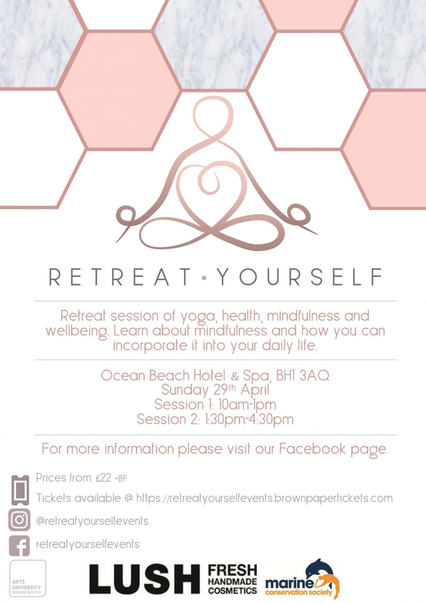 Retreat Yourself: A Creative Events Management Event
