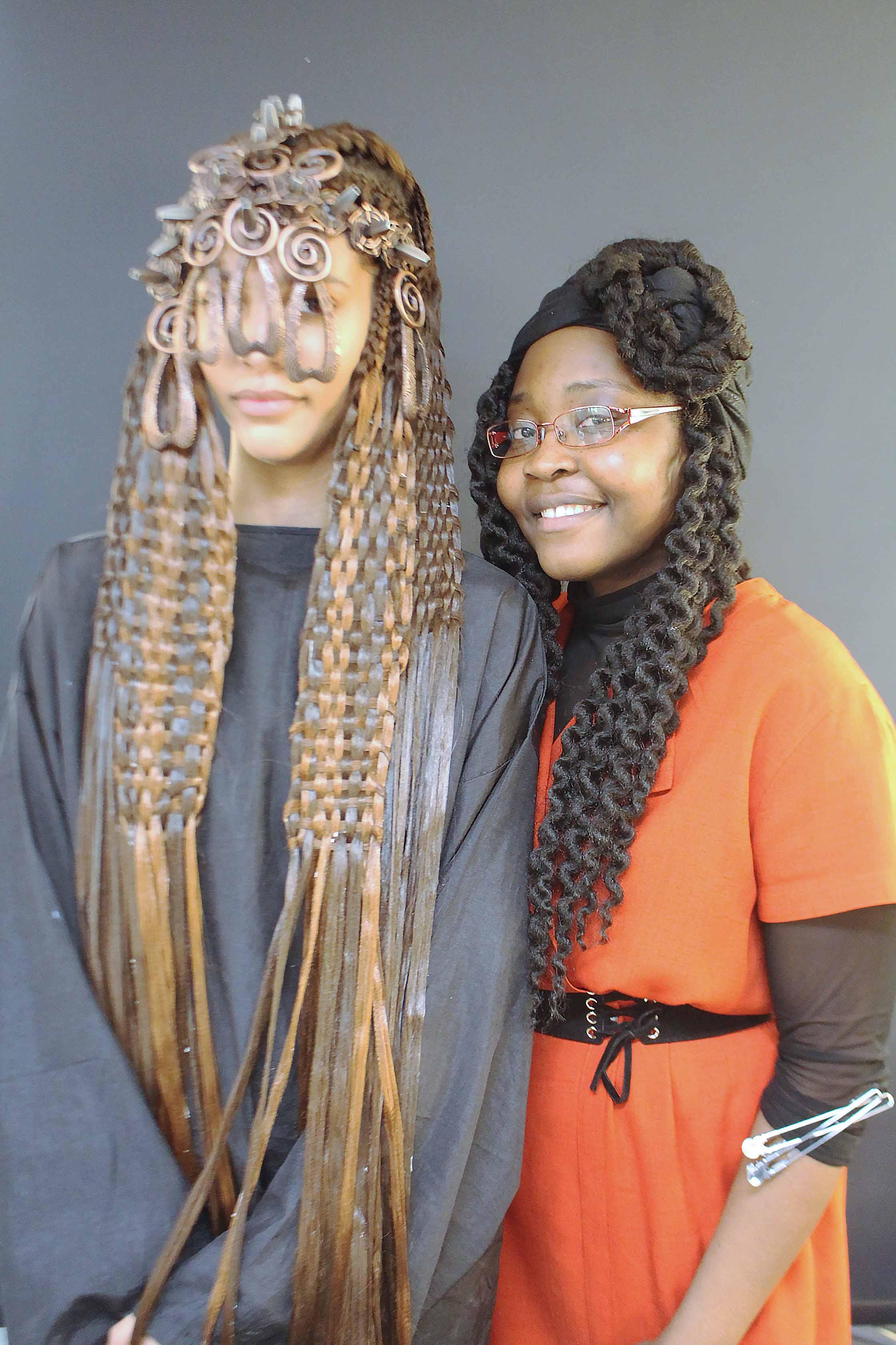 Visit from Award-winning Hair Stylist, Michelle Garande