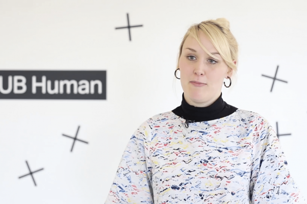 AUB Human: an interview with Rebecca Ford