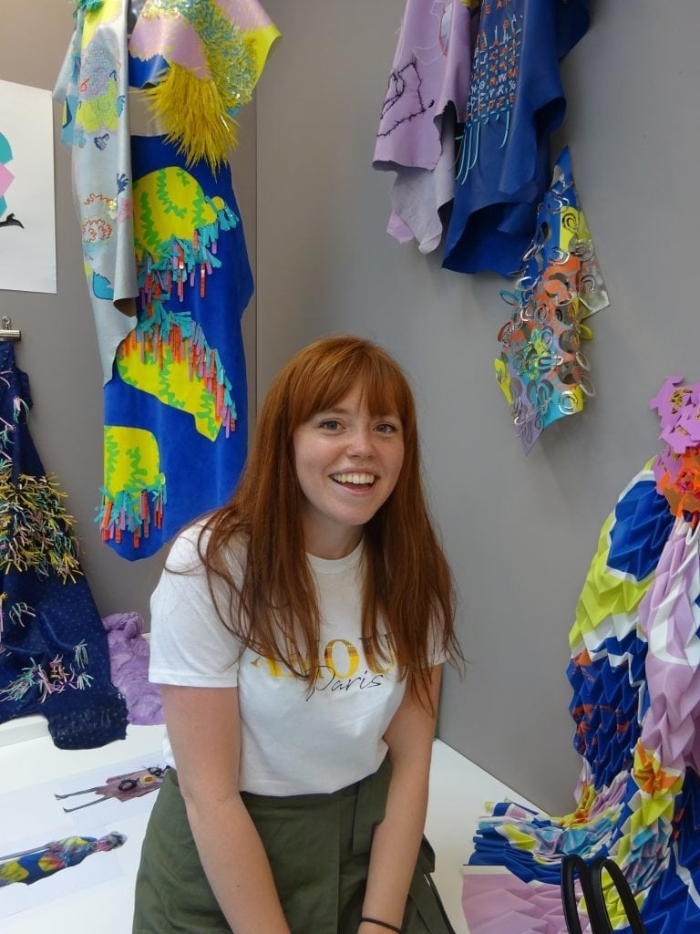 Lucy Ilsley, Deans Award