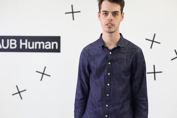 AUB Human: An Interview with Andrea Rizzotto