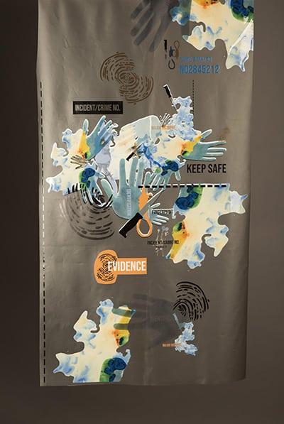 BA (Hons) Textiles work - Emma Astill