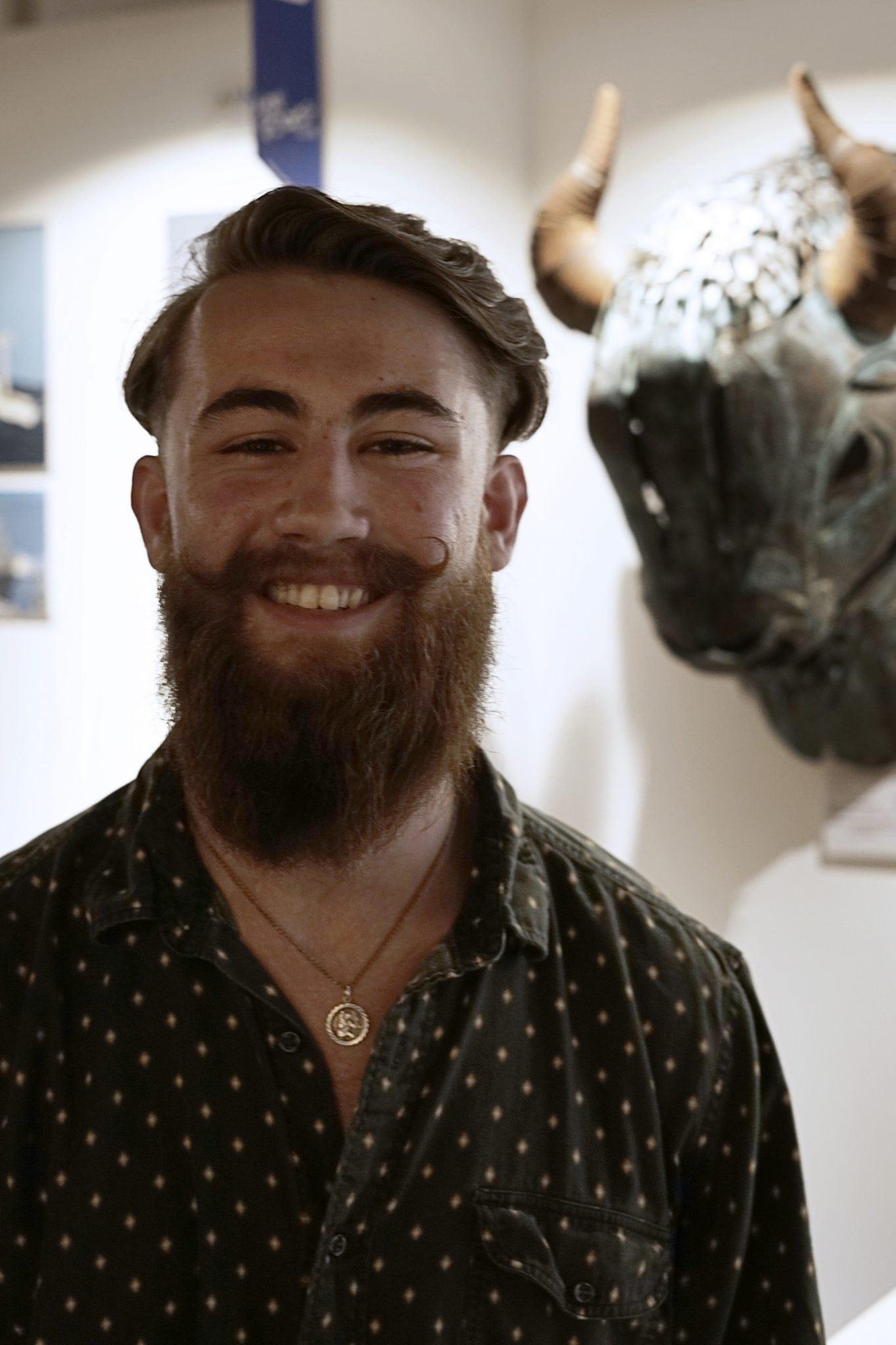 Modelmaking Graduate: Tom Wagstaff