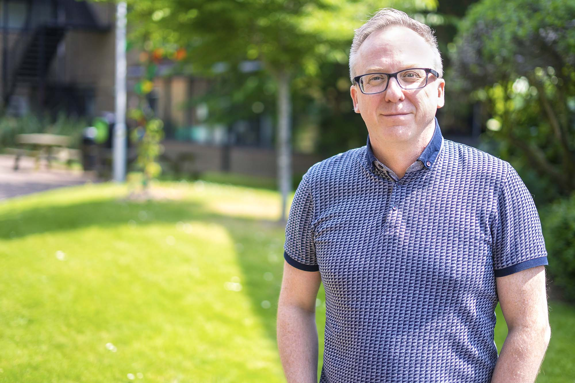 Prof. Paul Wenham-Clarke