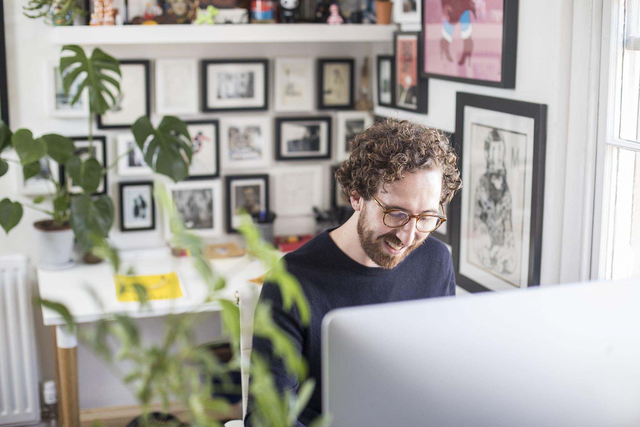 AUB Alumnus, Tom Hovey: TV Illustrator