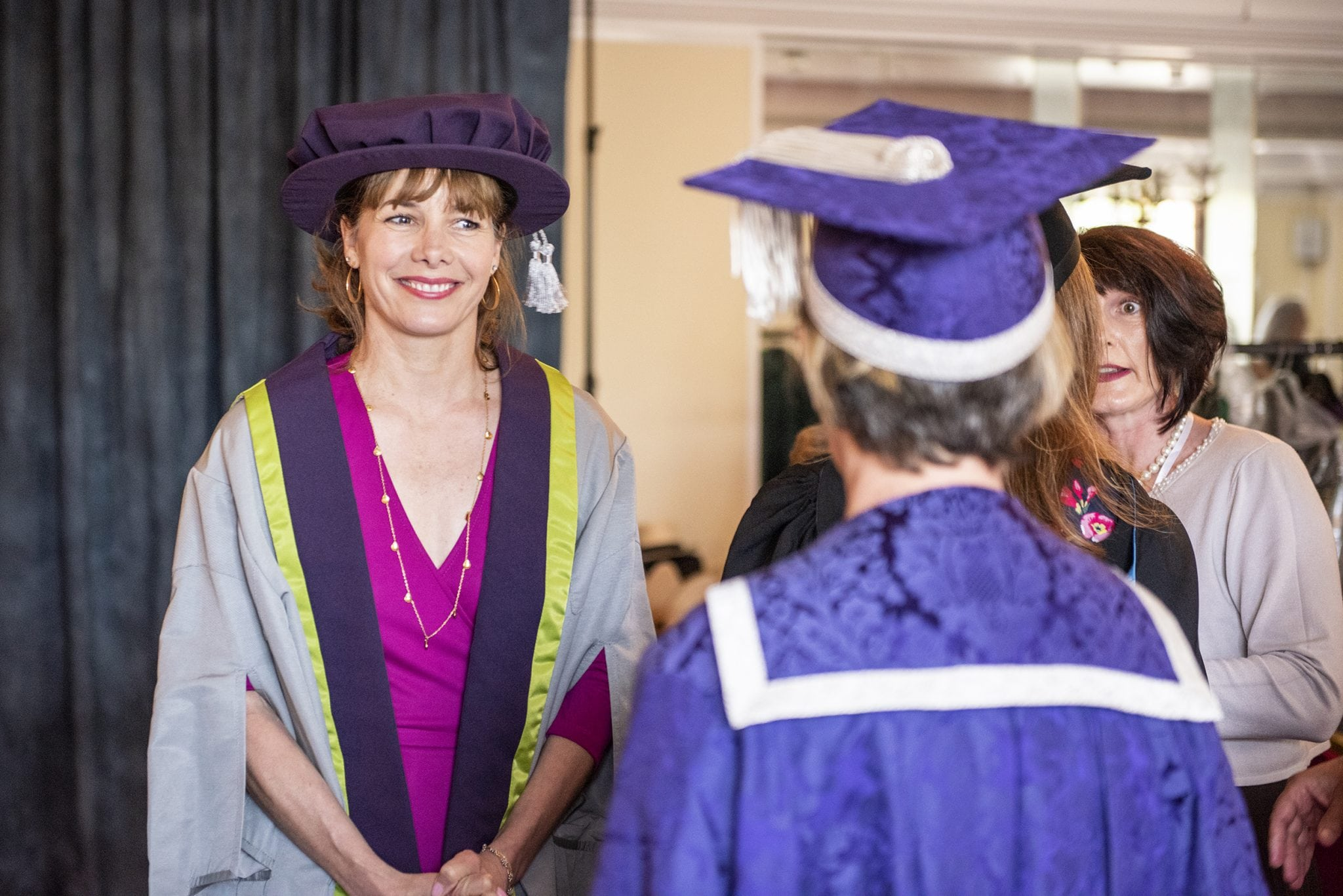 Dame Darcey Bussell awarded AUB honorary fellowship