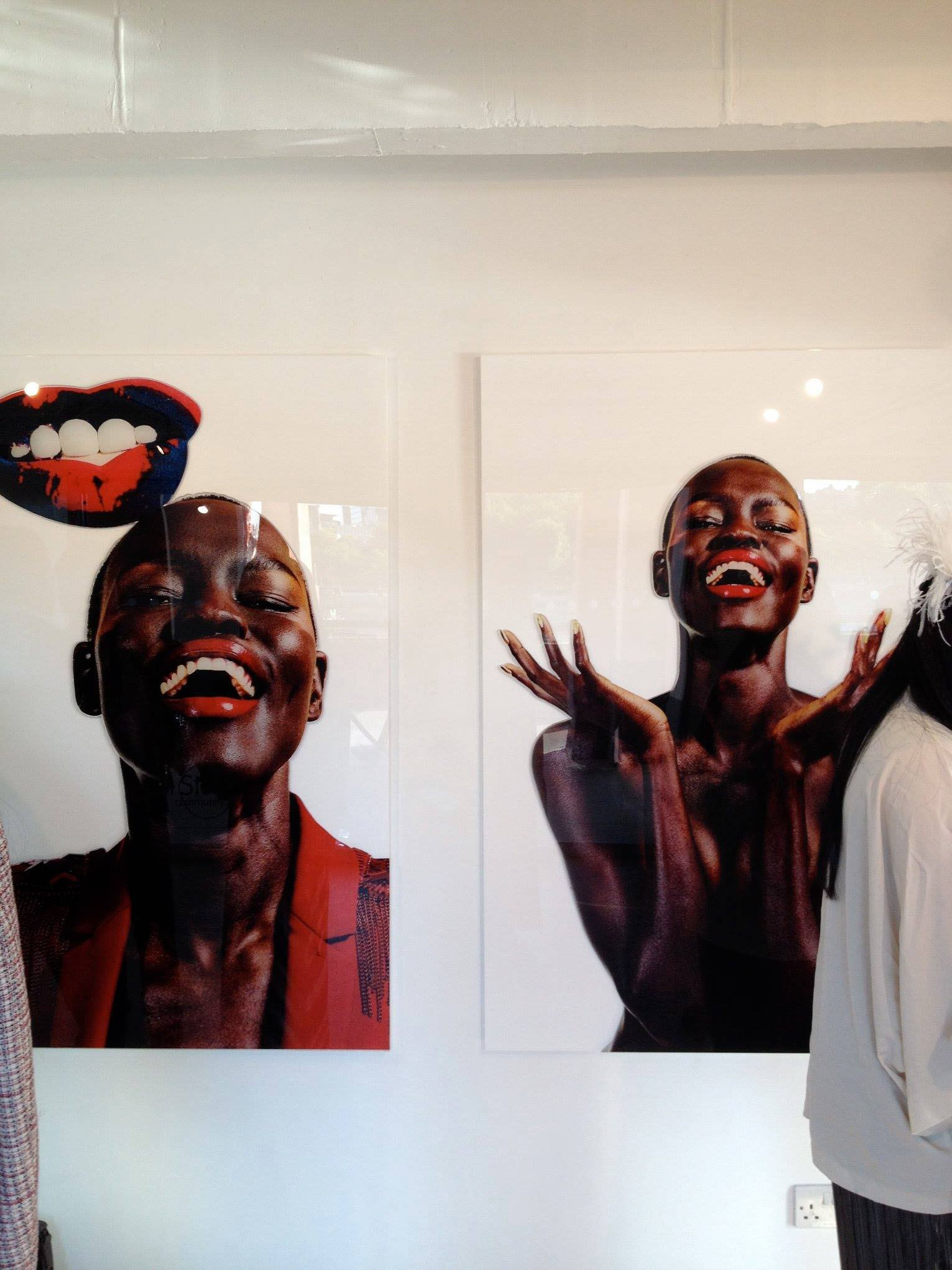 AUB BA (Hons) Commercial Photography lecturer opens London exhibition
