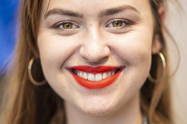 Textiles Graduate Emma Astill