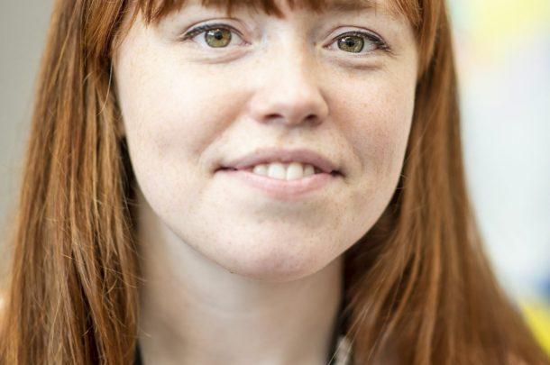 Textiles Graduate Lucy Ilsley