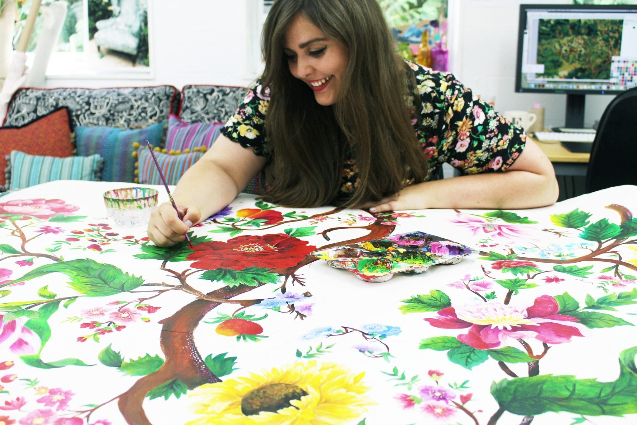 AUB alumna, Yasmin Smith: Senior Designer