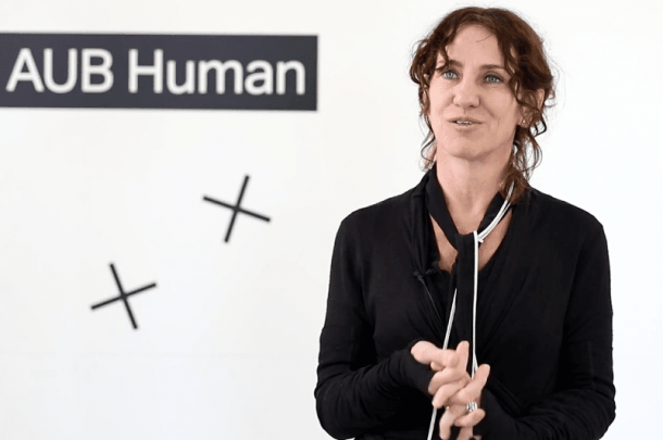 AUB Human: An interview with Chrissy Levett