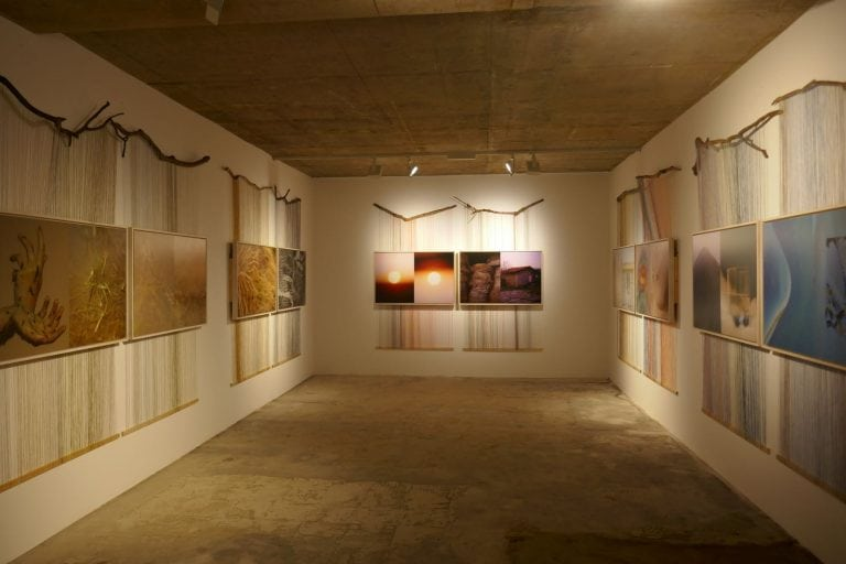 the exhibition