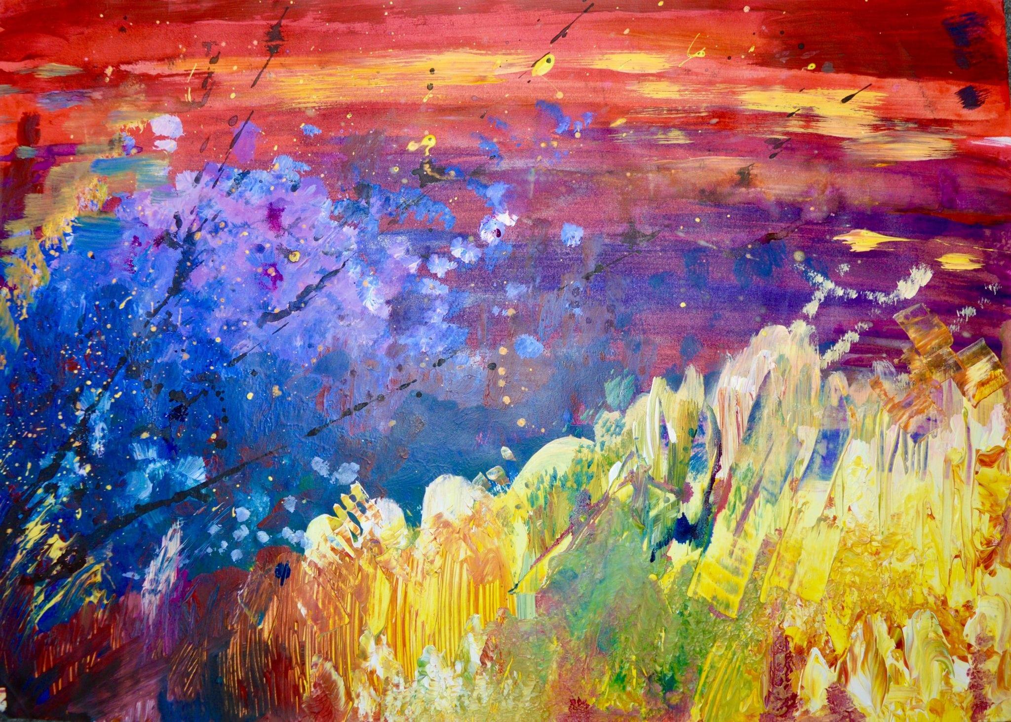 Painting Through Sound