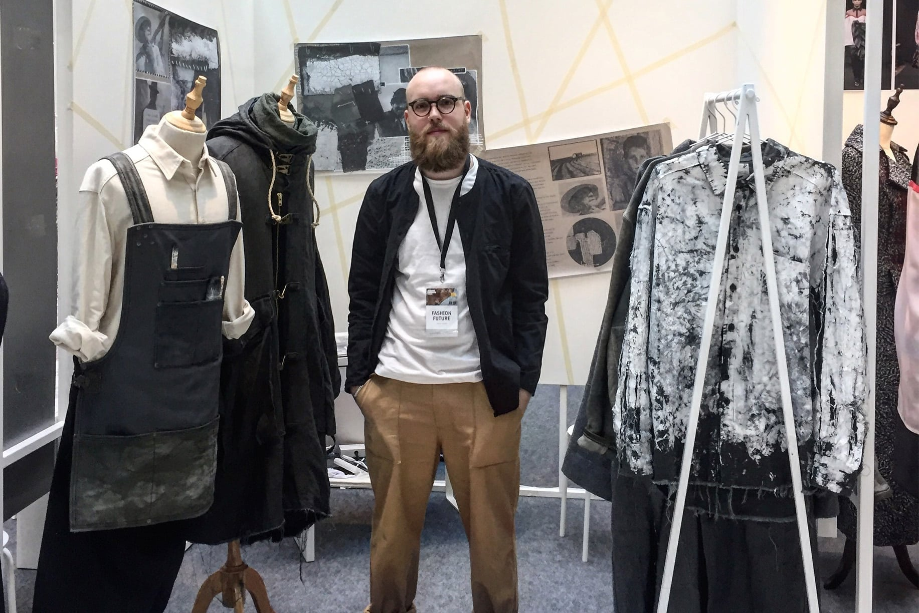 Fashion Graduate on life after winning Debenhams Menswear Award