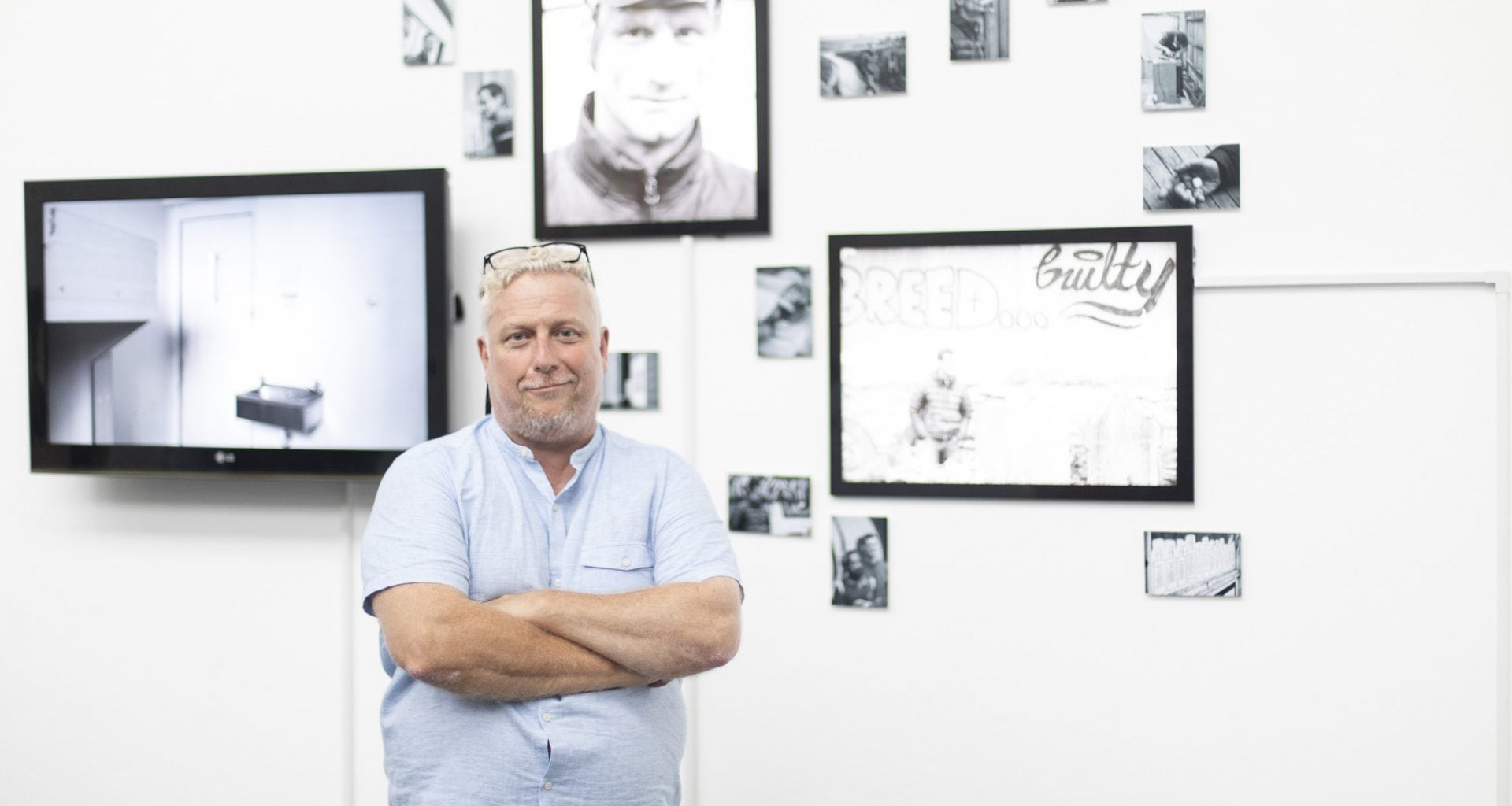 MA Commercial Photography graduate Andy Cope