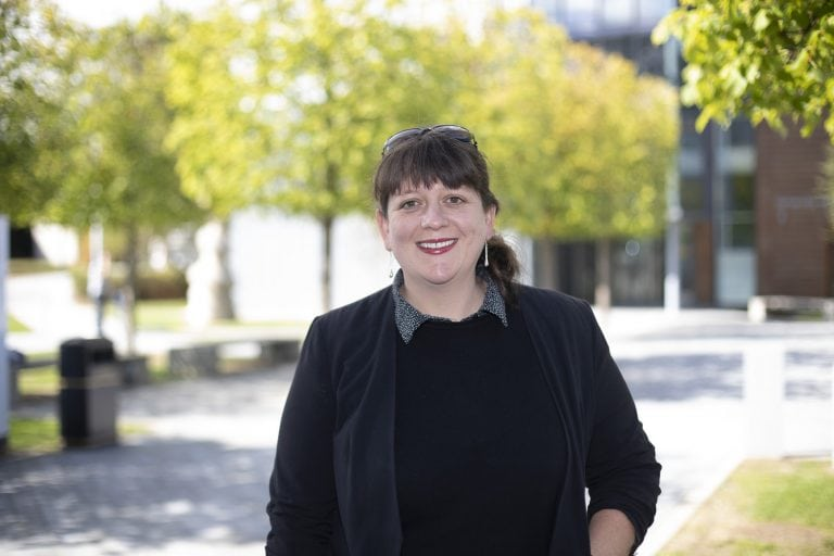 Director of Aesthetica Magazine, Cherie Federico