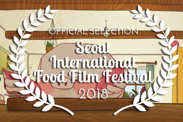 Whispering Onion competes at Seoul International Food Film Festival