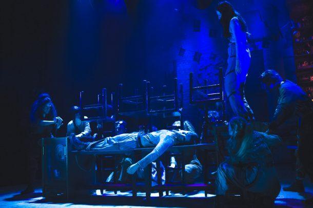 AUB Productions presents Freakenstein as part of the Shelley Frankenstein Festival
