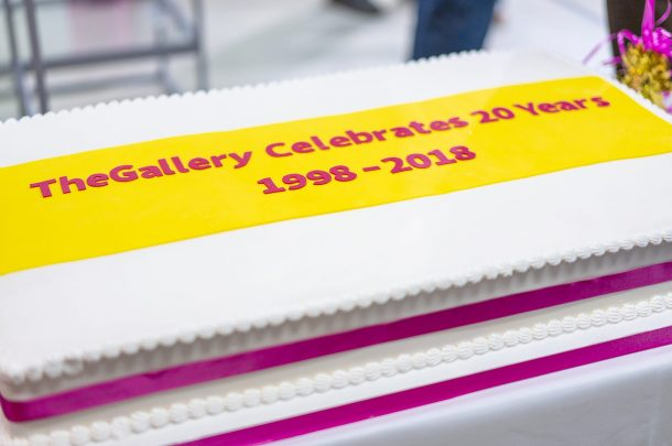 Hundreds attend TheGallery's 20th Birthday Party