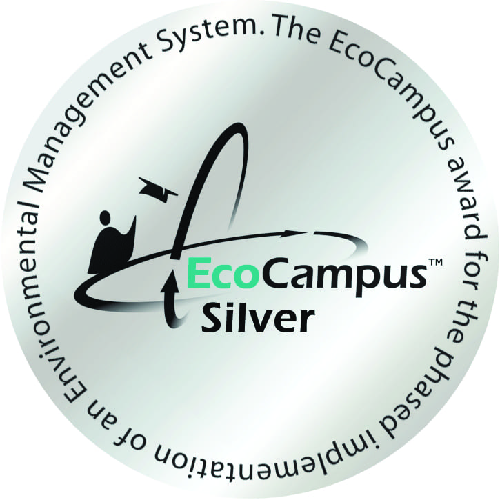 AUB has been given an EcoCampus Silver Award