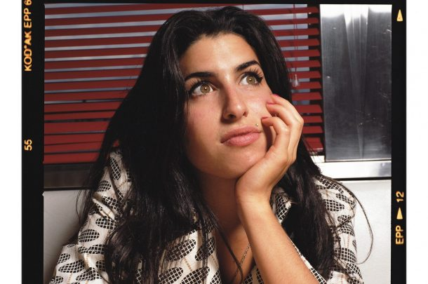 Commercial Photography lecturer's Amy Winehouse images acquired by National Portrait Gallery