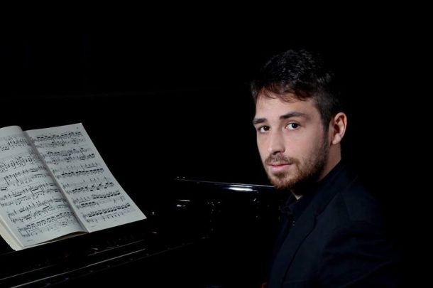 Award-winning international concert pianist to perform recital at AUB