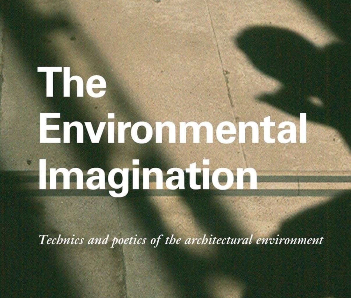 Dean Hawkes, Emeritus Professor of Architectural Design at the Welsh School of Architecture, Cardiff University and an Emeritus Fellow of Darwin College, University of Cambridge, gives a lunchtime lecture titled: The Environmental Imagination