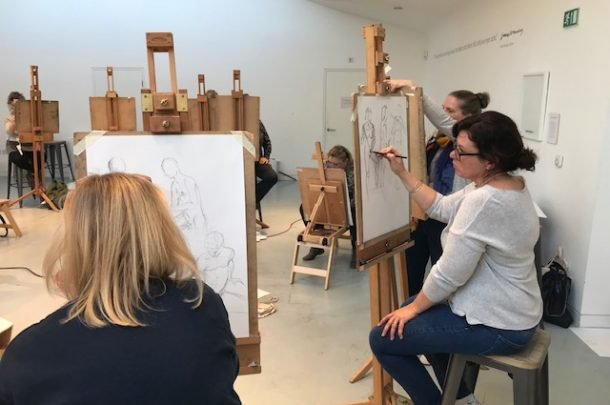 AUB hosts 65 school teachers for specialist arts and music workshops