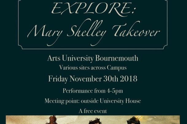 AUB Host Mary Shelley Takeover