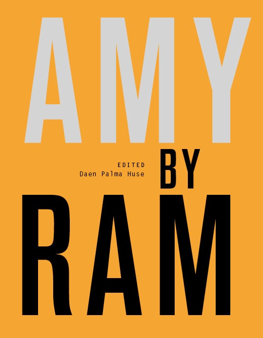 Amy Winehouse book by Ram Shergill