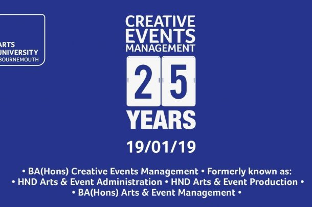 Creative Events Management Celebrates 25th Anniversary
