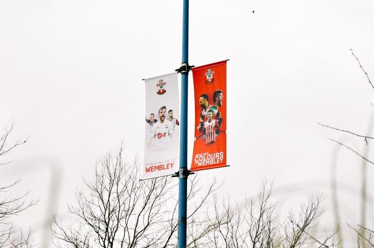 Southampton FC Banner