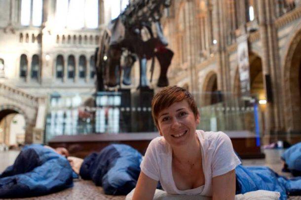 Creative Events Management Graduate: Lucy Woodbridge