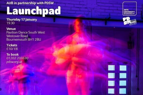 BA (Hons) Dance students present 'Launchpad'
