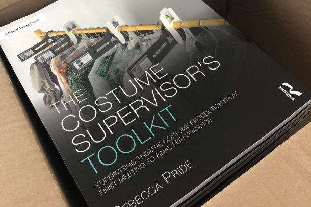 AUB LECTURER, REBECCA PRIDE LAUNCHES BOOK ON HOW TO BECOME A TOP-CLASS COSTUME SUPERVISOR