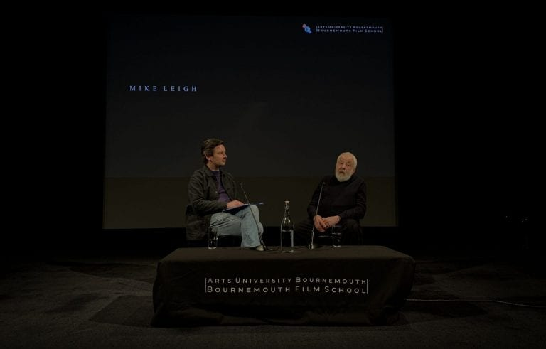 Mike Leigh, Bournemouth Film School
