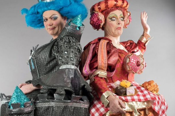 Costume Designs Pantomime Outfits