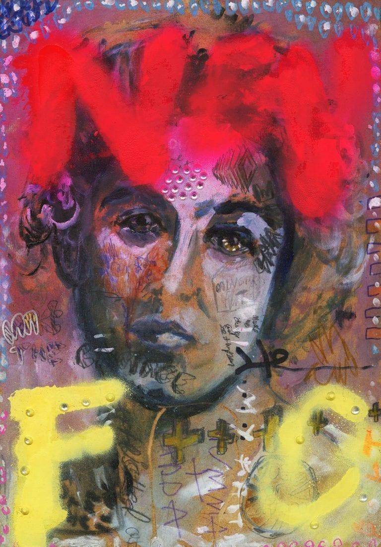 Eden, Sam Jackson, Fine Art