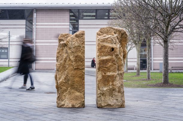 Stone Sculptor Tim Harrisson to give lecture at AUB