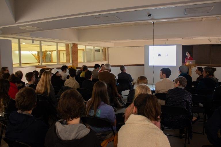 Alex Davenport lecture