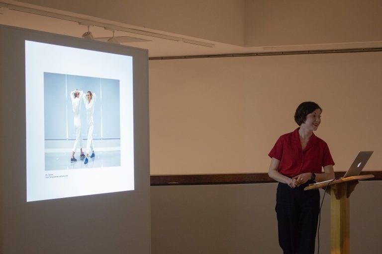 Guest Lecture Alexandra Davenport